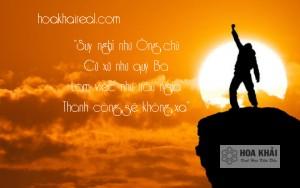 CON DẠI - HOA KHẢI REAL