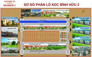 Hoa Khải Real mở bán dự án KDC Bình Hữu 2