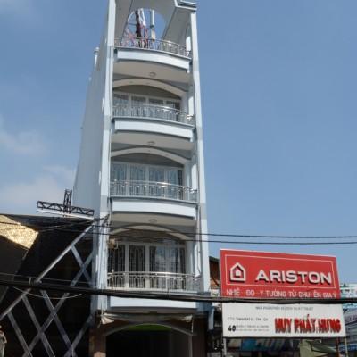 Bán nhà gấp nhà gò Dầu Tân Phú new