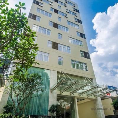 Bán toà nhà khách sạn căn hộ dịch vụ mặt tiền 157 - 157A Pasteur, quận 3
