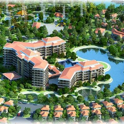 Bán dự án khu đô thị du lịch Nhơn Phước