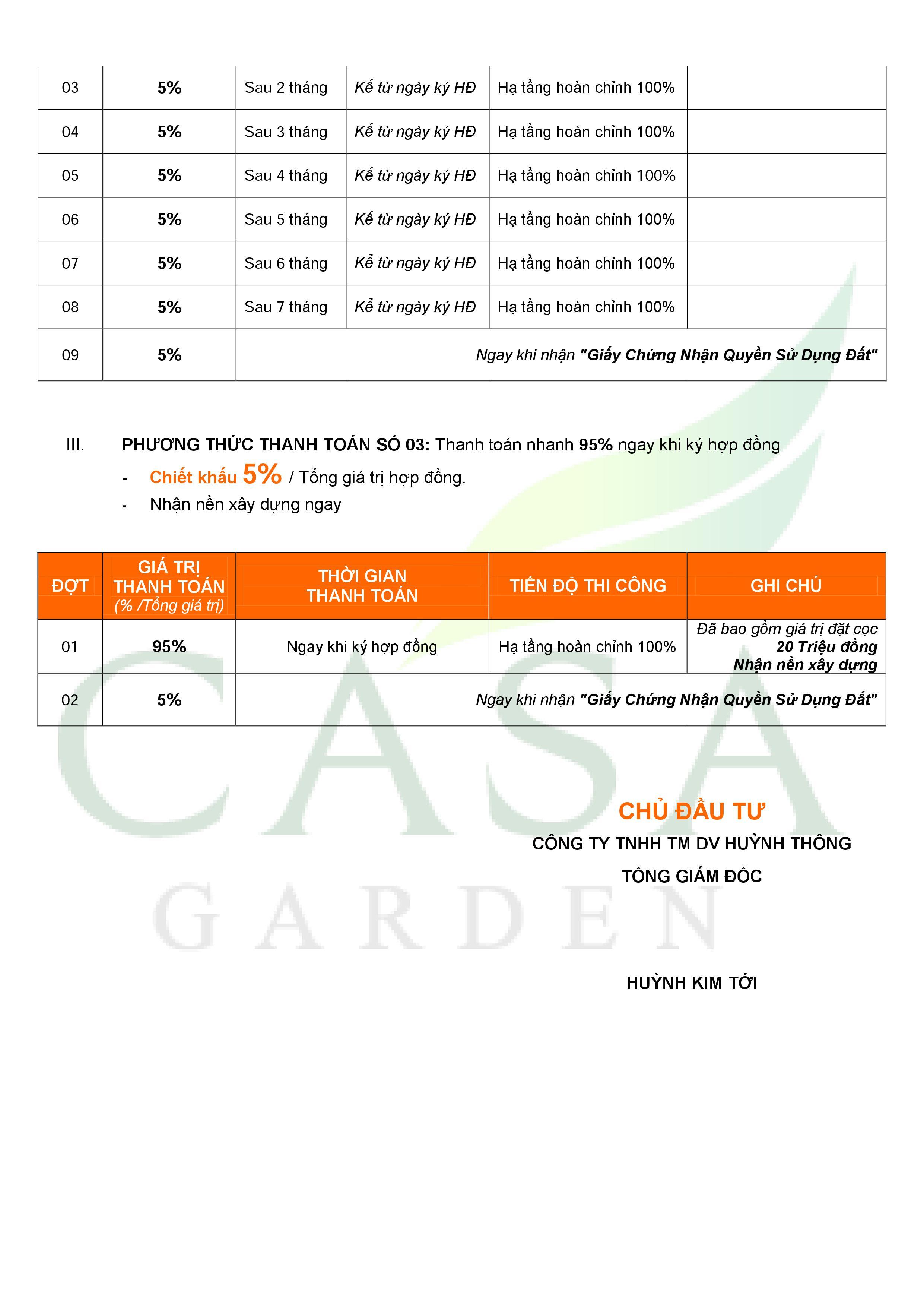 case Garden
